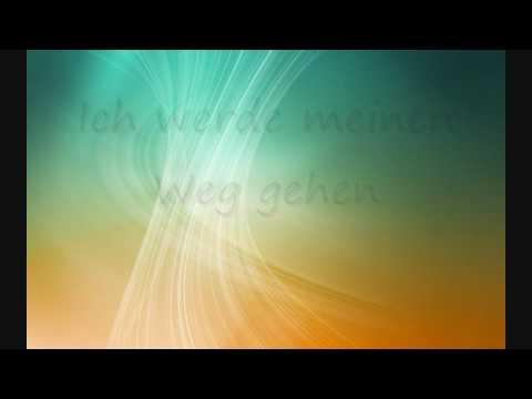 Glaub an mich - Yvonne Catterfeld with lyrics