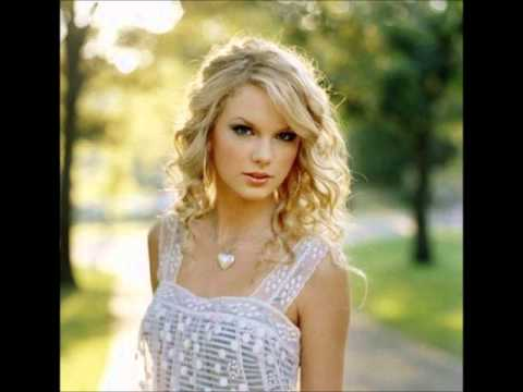 Taylor swift our song lyrics and video