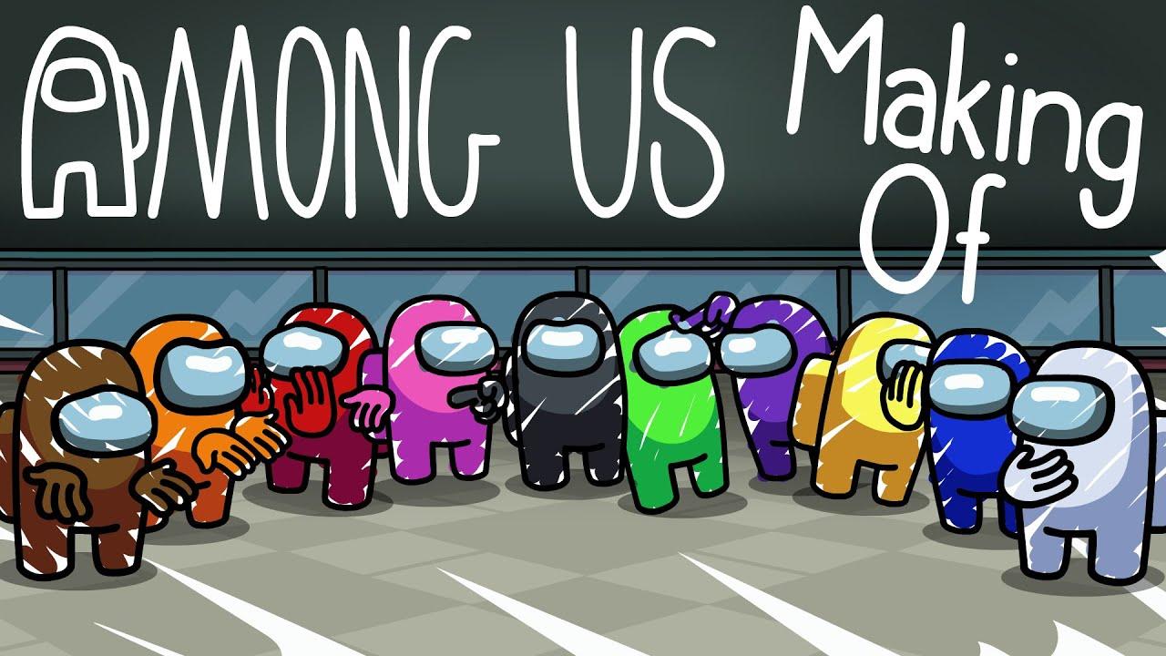 Making Of: AMONG US (animierte Parodie)