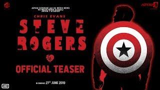 Steve Rogers – Official Teaser - Chris Evans, Sharon Carter - AG MEDIA NEWS - 21st June 2019