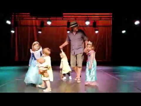Van klein tot groot: een feestje met de kleinkinderen!