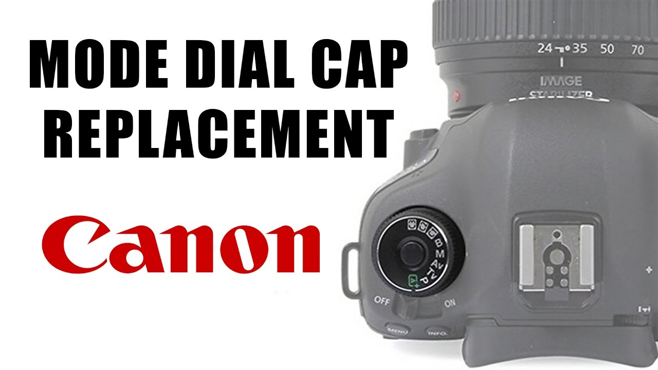 New Dial Turn Mode Selector Interface Cap For Canon EOS 600D DSLR Repair Part