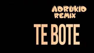 Darell, Ozuna, Bad Bunny - Te Bote (ADRUKID Remix) [SNIP]