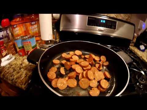 How to make Cajun Jambalaya