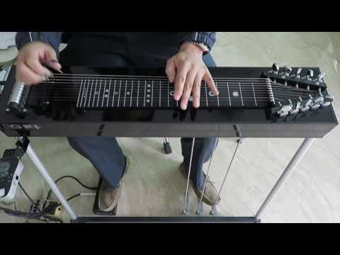 Hank Williams - Your Cheatin' Heart - steel guitar part played by Don Helms
