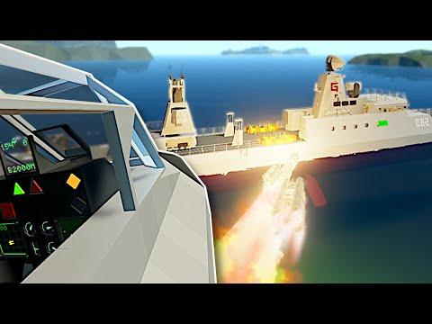 SUPER SECRET SHIP SINKING MISSION! - Stormworks Multiplayer Gameplay