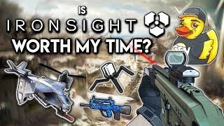 "Is ""IronSight"" Worth My Time?"