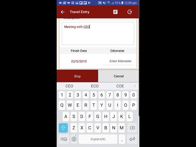 Justlogit.online - Mobile Application -  Travel Entry no GPS Private