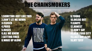 The Chainsmokers Best Songs Playlist 2021 - The Chainsmokers Greatest Hits Full Album 2021