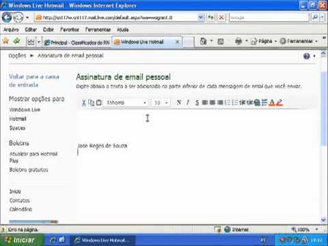 Mail Live De Login