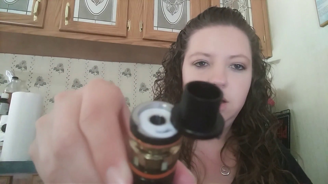 Smok Stick V8 With The Big Baby Beast Tank Review Youtube