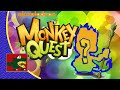 Monkey Quest ( Im invisible?!?!)