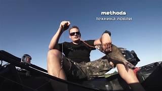 Рыбалка на сома с квоком. Trailer Mit Wallerholz Auf Waller
