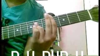 learn PURANI JEANS on guitar