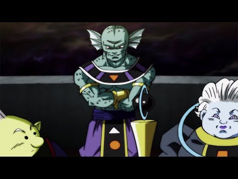 God of Destruction Geene From The Ultimate Universe