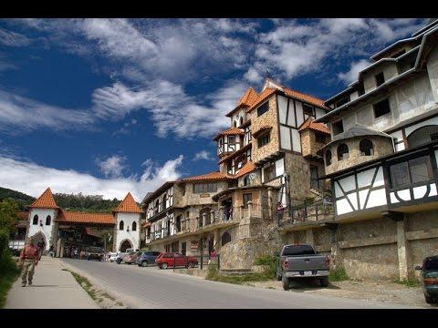 Colonia Tovar, Venezuela, German colony HD