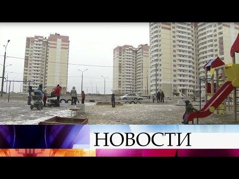Настоящим новогодним подарком для военных из Новочеркасска стали ключи от служебных квартир.