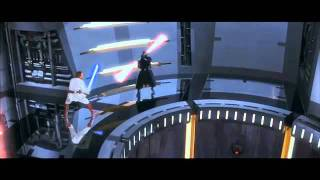 Star Wars Episodio I: La Amenaza Fantasma 3D - Clip Duelo