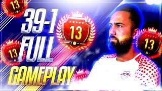 FIFA 18: FUT CHAMPIONS TOP 100 GAMEPLAY + 17 MIO TEAM! 🔥 | CIHAN YASARLAR