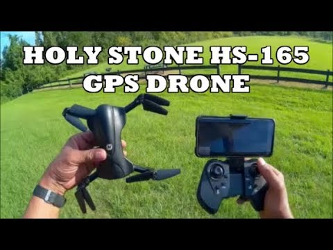 "HOLY STONE HS-165 ""QUICK FLIGHT TEST & REVIEW"""