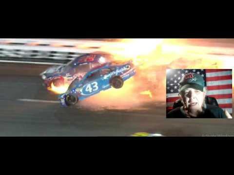 Updated News on NASCAR Driver Aric Almirola  #43 (2017 Go Bowling 400 Kansas)