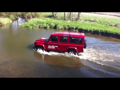Electric Land Rover Defender | Fully Charged