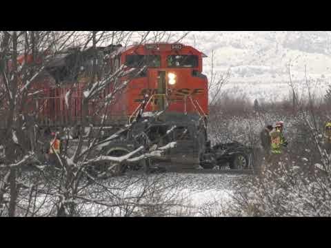 Man dies after train collides with vehicle near Belgrade