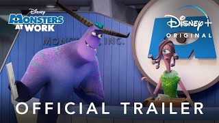 Monsters at Work | Official Trailer