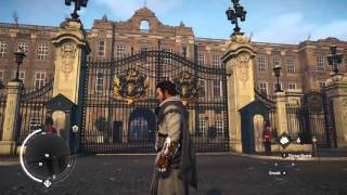Assassin's Creed Syndicate london sight seeing tour year 1868