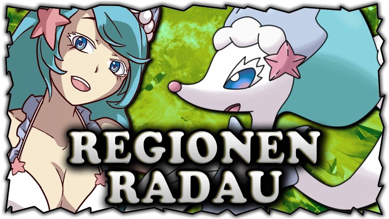 Pokemon Regionen