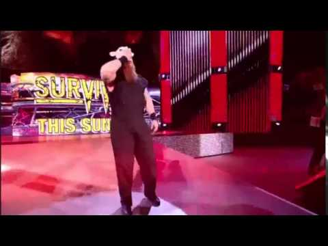 WWE Theme Song Raw 2015 Tonight's The Night|
