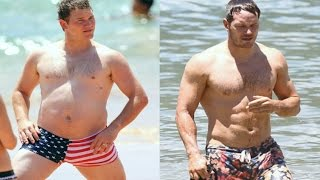 10 Biggest Celebrity ★ Fitness Body Transformation thumbnail