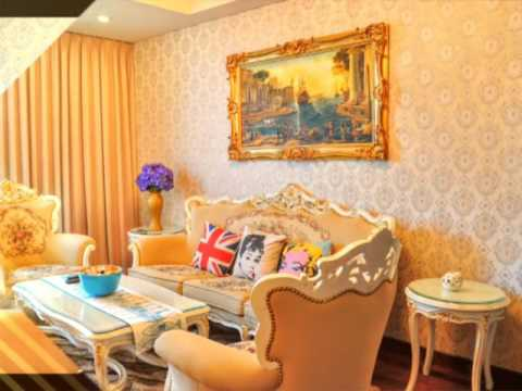 Luxury airbnb apartment for short term rent in saigon  ho chi minh city.