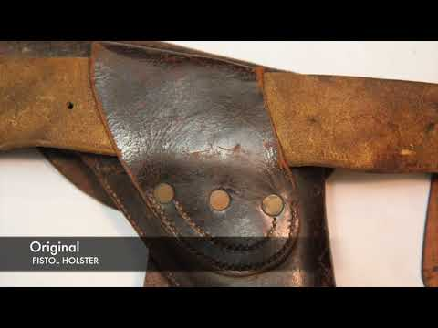 Civil War Cavalry Saber Belts: What To Look For