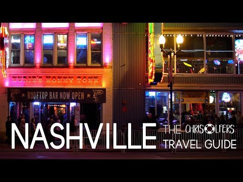 THE NASHVILLE TRAVEL GUIDE - WHAT TO DO + EAT