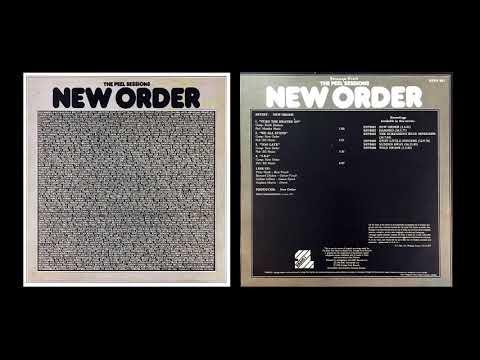 New Order - The Peel Sessions 1984 [FULL ALBUM]