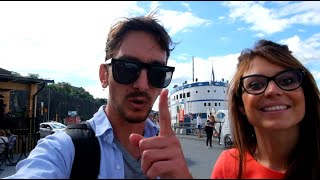 SWEDEN VLOG // SPEED DATING WITH ABBA IN THE FUTURE