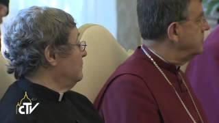 教宗方济各与英国圣公会首席主教:一起对抗各种奴役现象