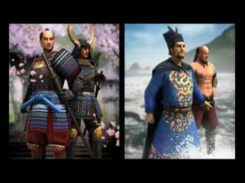 Age of Empires 3: The Asian Dynasties  theme music
