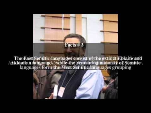 West Semitic languages Top # 8 Facts