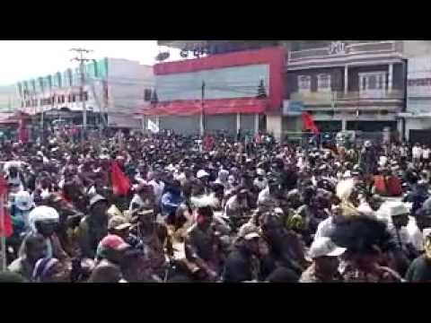 West Papuans Support the Conference of New Guinea Raad in Netherlands on 5 April 2012-04.flv