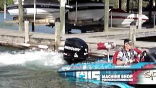 18, ESPN Bassmaster Elite $100,000.00  Exclusive Pre-Broadcast Footage, 2009