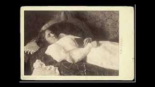 The Victorian Book of The Dead Post Mortem (Momento Mori) Picture Album I Created 10-08-12