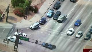 Phoenix Police End Chase and Shoot Suspect
