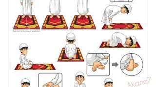 Bacaab solat maghrib untuk latihan anak-anak