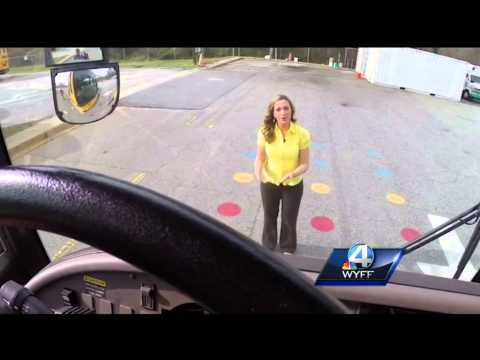 Drivers caught on camera ignoring school bus laws