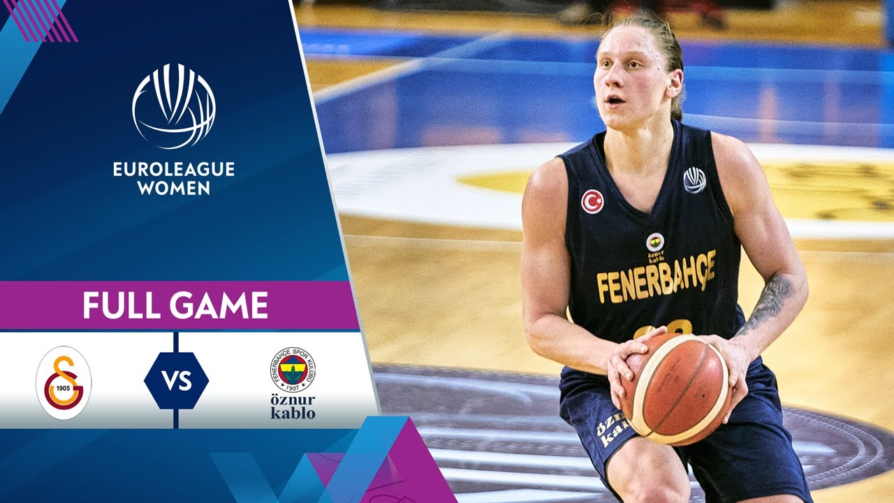 Quarter-Finals Game 1: Galatasaray v Fenerbahce Oznur Kablo | Full Game - EuroLeague Women 2020