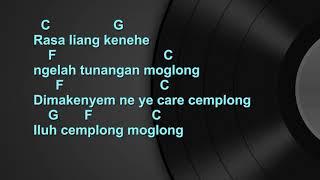Lirik Joni Agung & Double T _ Cemplong Moglong Lirik Chord / Kunci Gitar