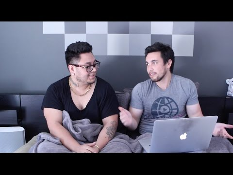 Boners and Stealing - Bed Talk w/ Andrew Garcia