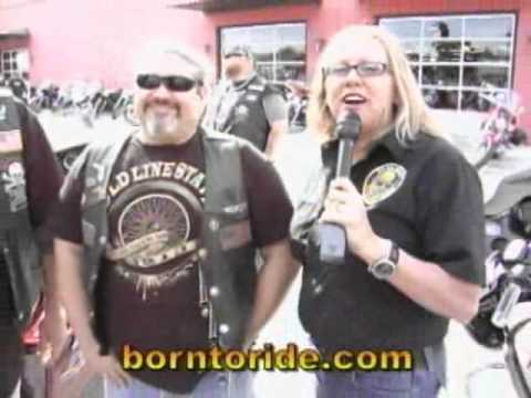 Born to Ride Presents B.A.C.A. Bikers Against Child Abuse